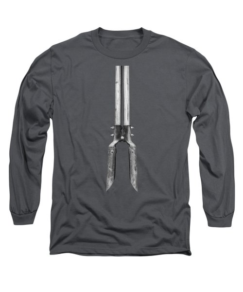 Post Hole Digger Long Sleeve T-Shirt