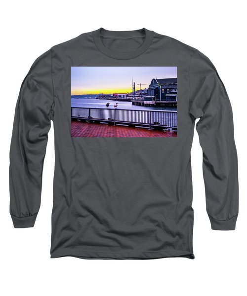Posted  Long Sleeve T-Shirt