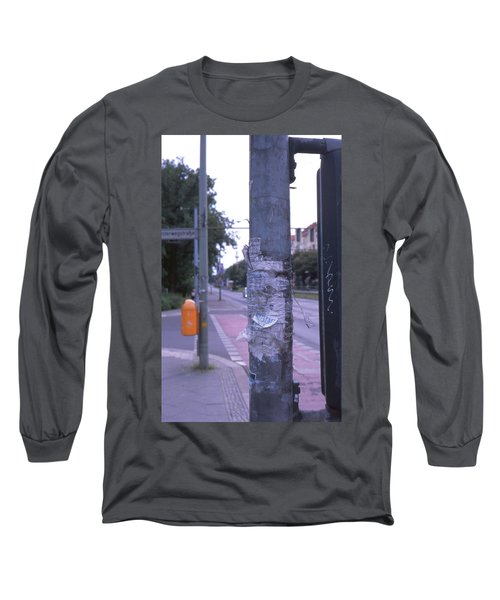 Posts And Towers In Berlin Long Sleeve T-Shirt
