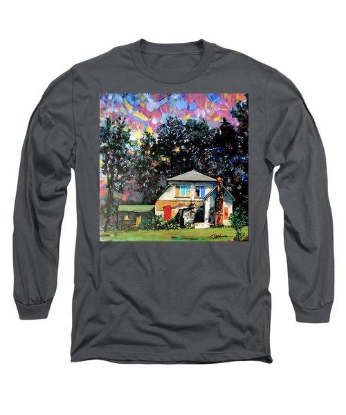 Potential On Elm Street Long Sleeve T-Shirt