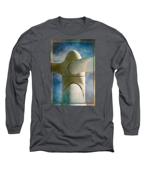 Long Sleeve T-Shirt featuring the photograph Power 7 by WB Johnston