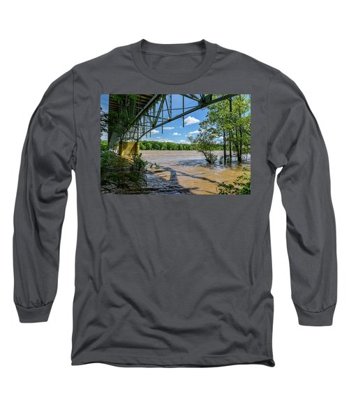Power Of The James Long Sleeve T-Shirt