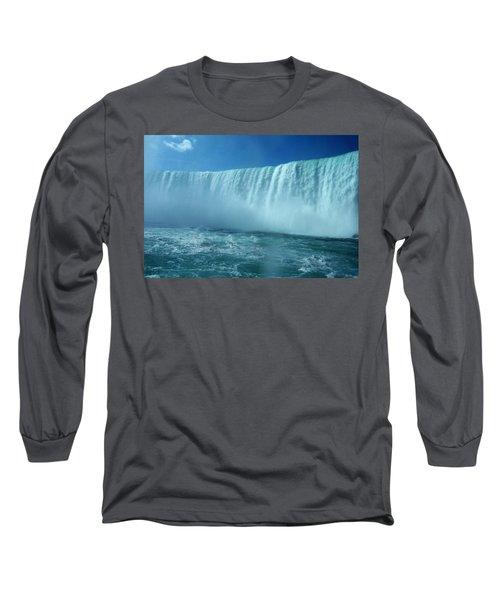 Power Of Water Long Sleeve T-Shirt