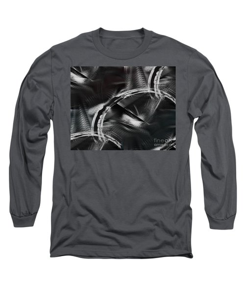 Powers Of Dark Long Sleeve T-Shirt
