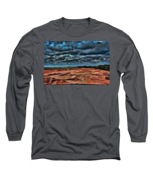 Prairie Dog Town Fork Red River Long Sleeve T-Shirt