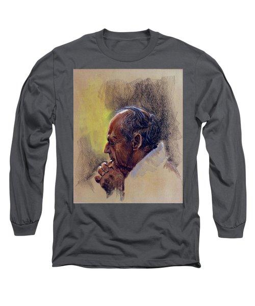 Prayer. Hope In God Long Sleeve T-Shirt