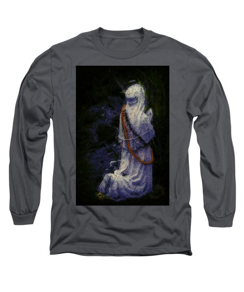 Praying Long Sleeve T-Shirt