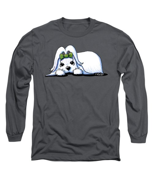 Precious Maltese Long Sleeve T-Shirt