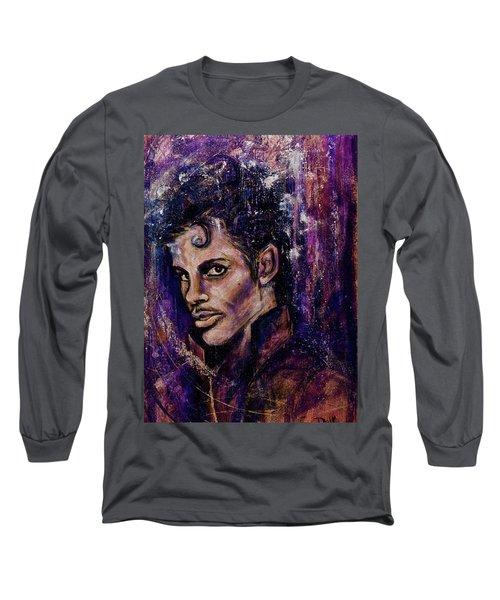 Precious Metals, Prince Long Sleeve T-Shirt
