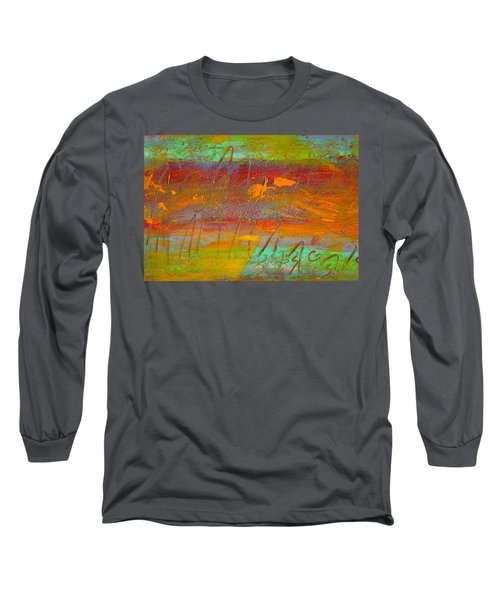 Prelude To A Sigh Long Sleeve T-Shirt