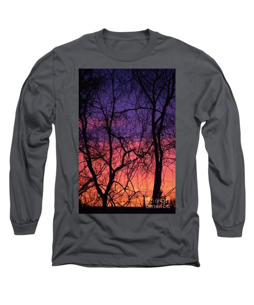 Prelude To The Cold Long Sleeve T-Shirt