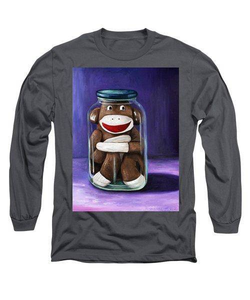 Preserving Childhood 3 Long Sleeve T-Shirt