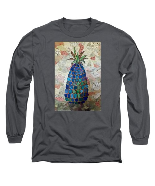 Pretend Pineapple Long Sleeve T-Shirt