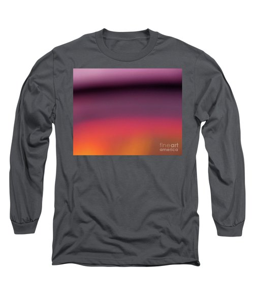Pretend Sunset Long Sleeve T-Shirt