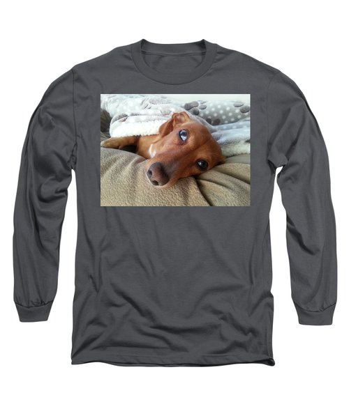 Pretzel By Chera Long Sleeve T-Shirt