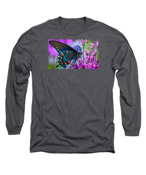 Pretty In Pink 4 Long Sleeve T-Shirt