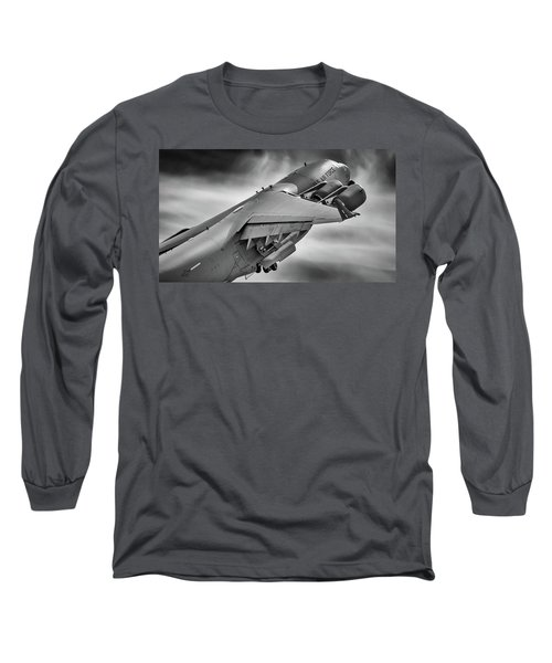 Pretty Light On His Feet Long Sleeve T-Shirt
