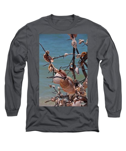 Long Sleeve T-Shirt featuring the photograph Previously Loved Treasures by Michiale Schneider