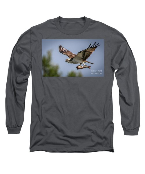 Prey In Talons Long Sleeve T-Shirt