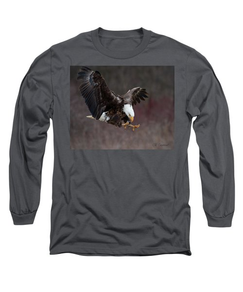 Prey Spotted Long Sleeve T-Shirt