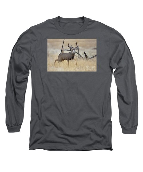 Prince Of The Prairie  Long Sleeve T-Shirt
