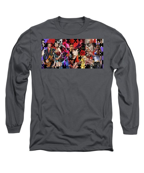 Prince Puzzle Of Missing Pieces 1 Long Sleeve T-Shirt