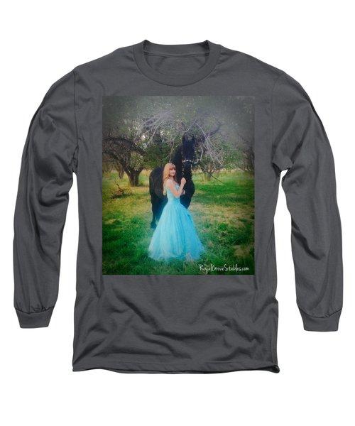 Princess' Stallion Long Sleeve T-Shirt