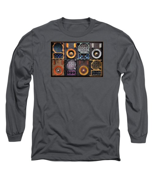 Long Sleeve T-Shirt featuring the painting Prodigy by James Lanigan Thompson MFA