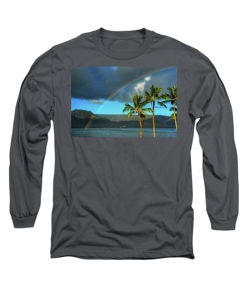 Promise Of Hope Long Sleeve T-Shirt by Lynn Bauer