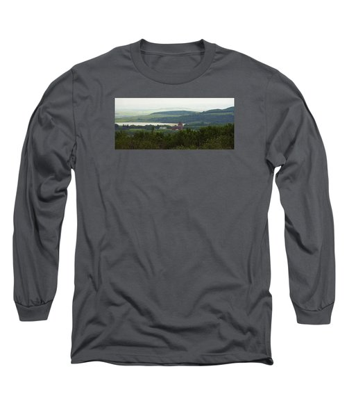 Prongy Hill Long Sleeve T-Shirt by Ellery Russell