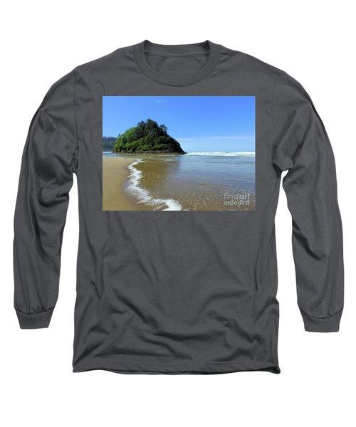 Proposal Rock Coastline Long Sleeve T-Shirt