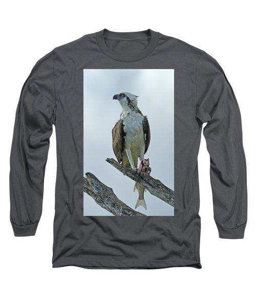 Proud Hunter Long Sleeve T-Shirt