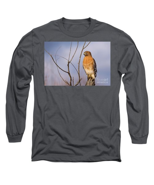 Proud Profile Long Sleeve T-Shirt by Charles Hite