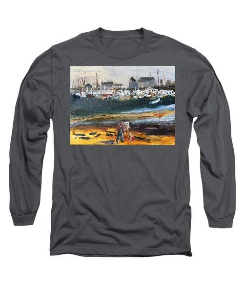 Provincetown Artist Long Sleeve T-Shirt