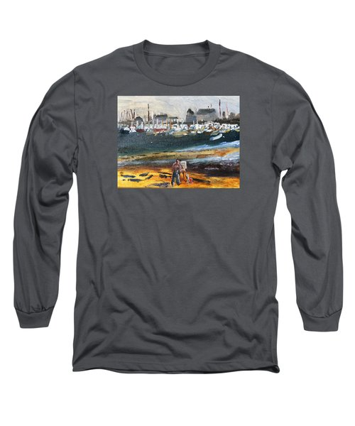 Provincetown Artist Long Sleeve T-Shirt