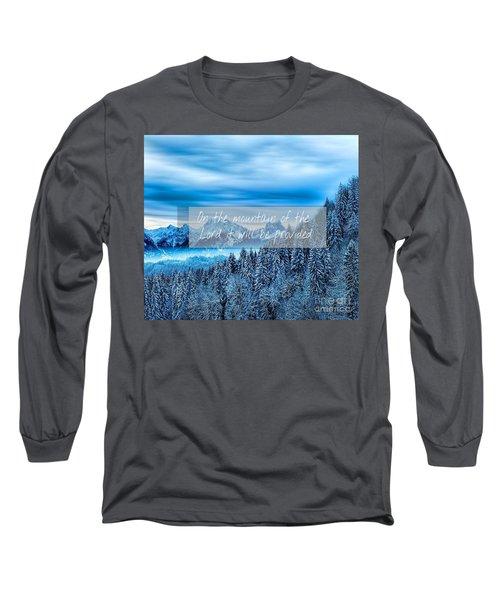 Provision Long Sleeve T-Shirt