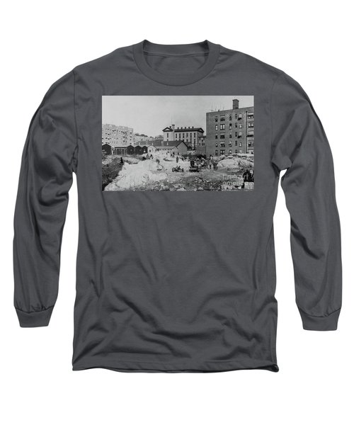 Long Sleeve T-Shirt featuring the photograph Ps 52  by Cole Thompson