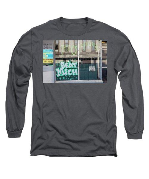 Pt O'maleys Beat Mich Long Sleeve T-Shirt