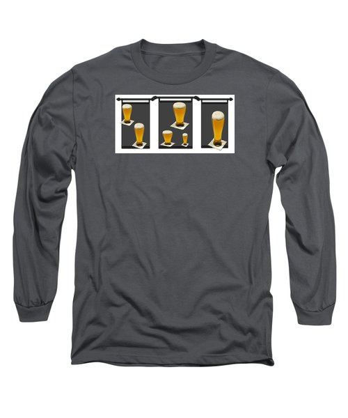 Pub Art Two Long Sleeve T-Shirt by Tina M Wenger