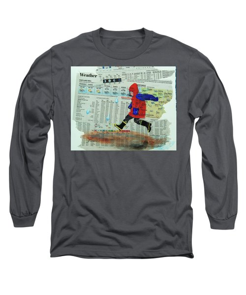 Puddle Jumping Long Sleeve T-Shirt