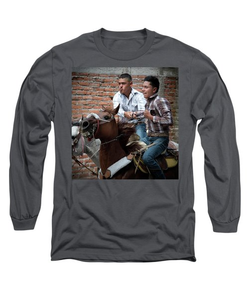 Pull Me If You Can Long Sleeve T-Shirt