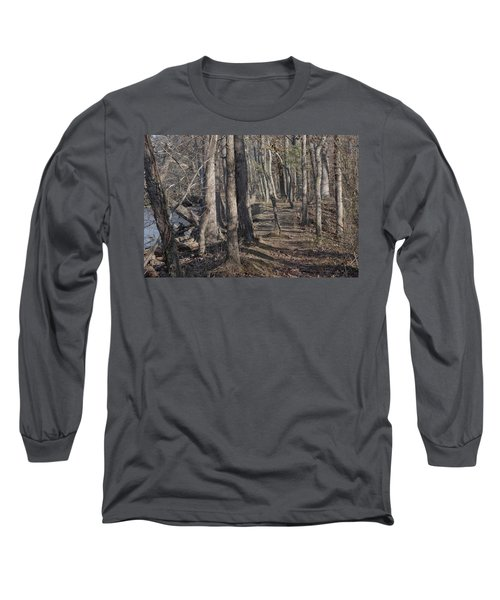 Pumpkin Ash Trail Long Sleeve T-Shirt
