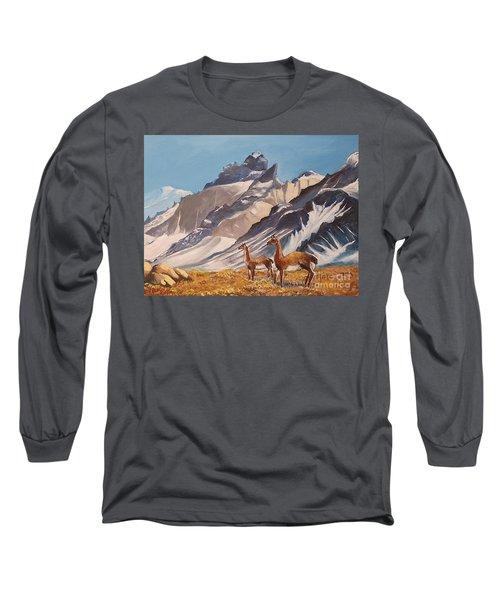 Puna De Atacama Long Sleeve T-Shirt