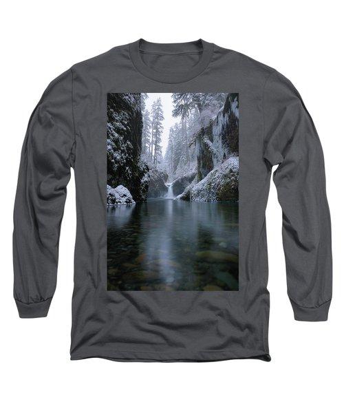 Punch Bowl Winter Long Sleeve T-Shirt