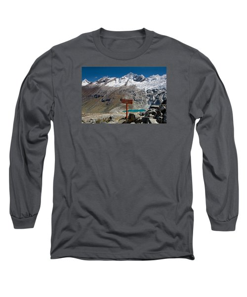 Punta Union Long Sleeve T-Shirt