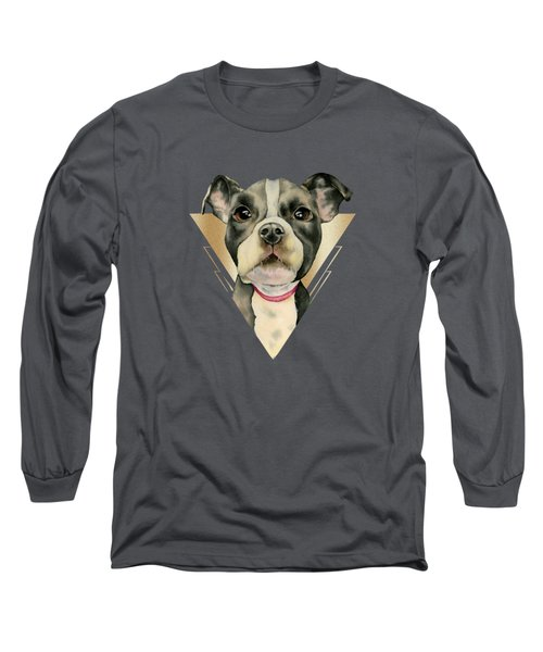 Puppy Eyes 4 Long Sleeve T-Shirt