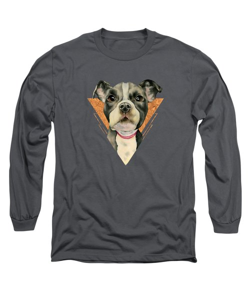 Puppy Eyes 5 Long Sleeve T-Shirt