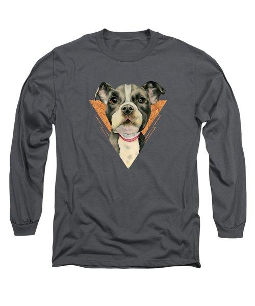 Puppy Eyes 5 Long Sleeve T-Shirt