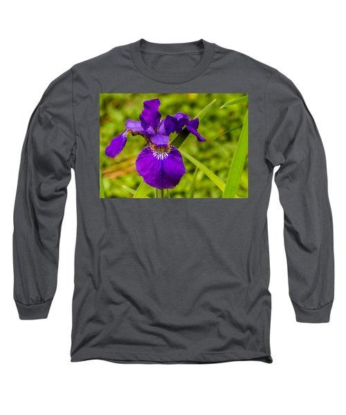 Purple Beauty Long Sleeve T-Shirt