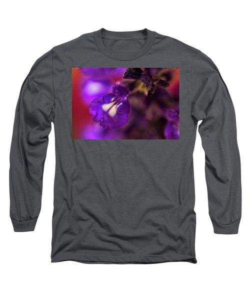 Purple Blends Long Sleeve T-Shirt
